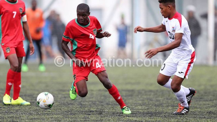 Junior Flames Innocent Shema | The Nation Online