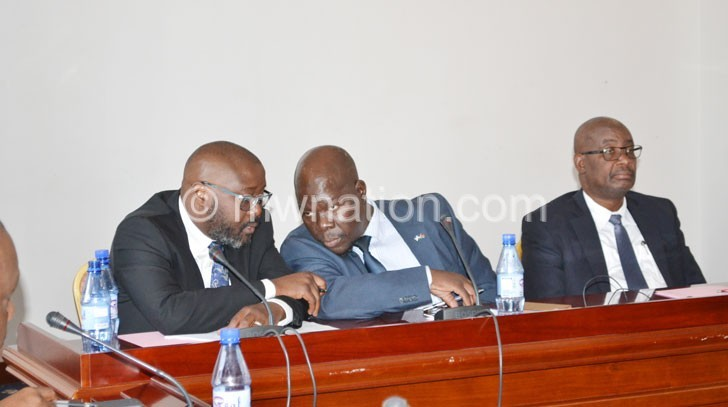 LWB 2 pac parliament | The Nation Online