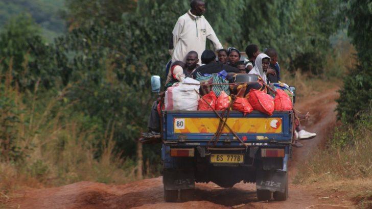 Burdens of poor road network in Mwanza