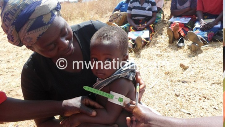MALNUTRITION SCREENING | The Nation Online