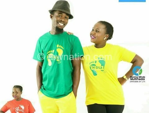 Mdidi t shirts3 | The Nation Online