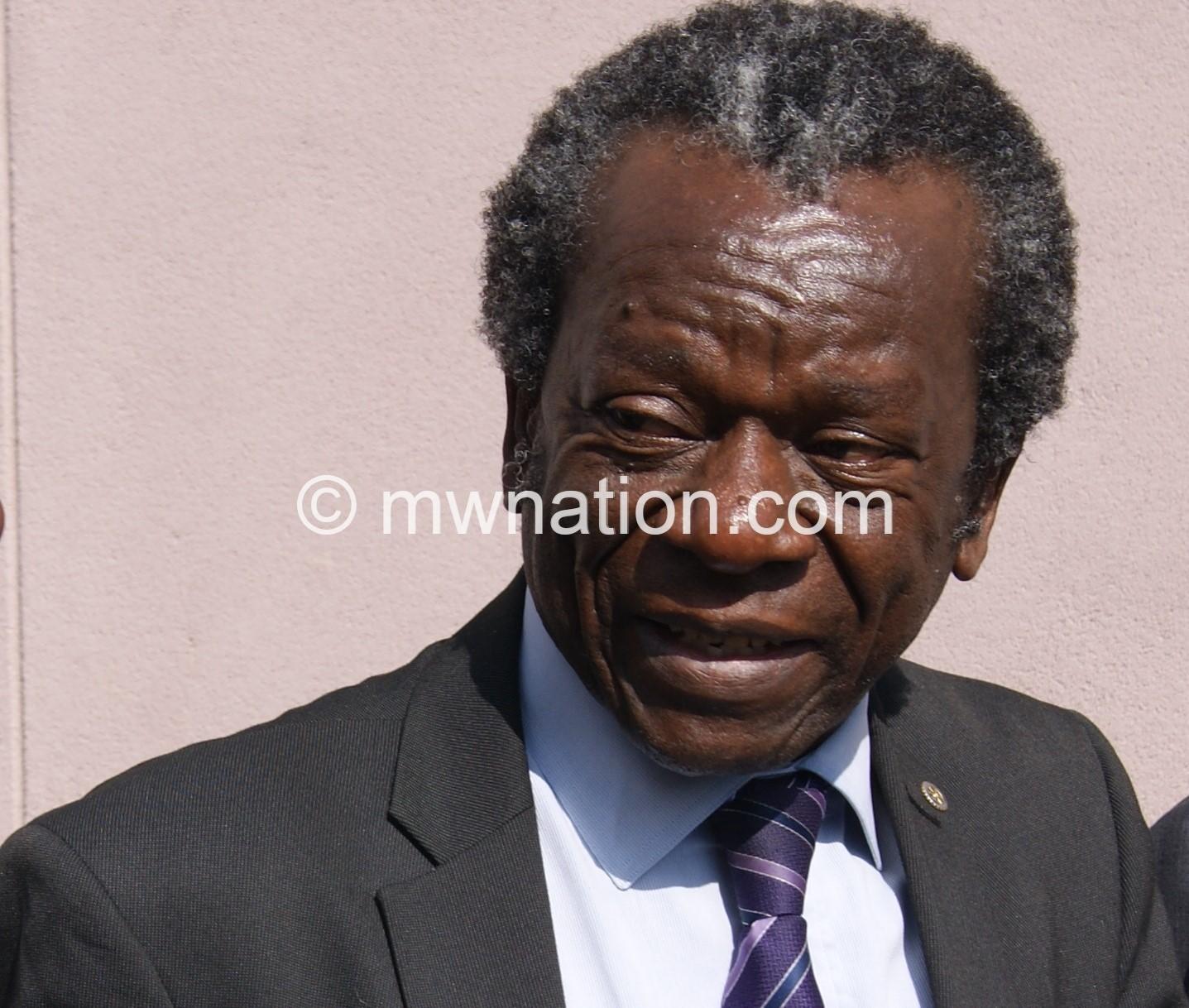 Modecai Msisha | The Nation Online