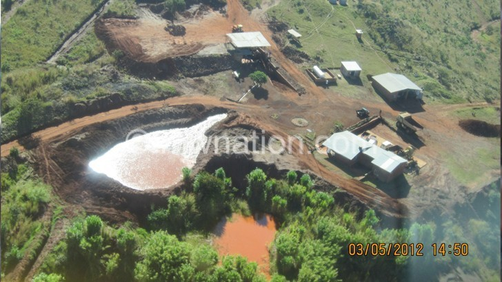 Nyala mines | The Nation Online