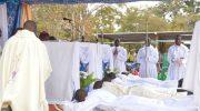 Catholic Church harvests 14 diocesan priests