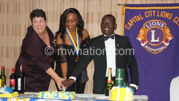 US envoy tips Capital City Lions Club