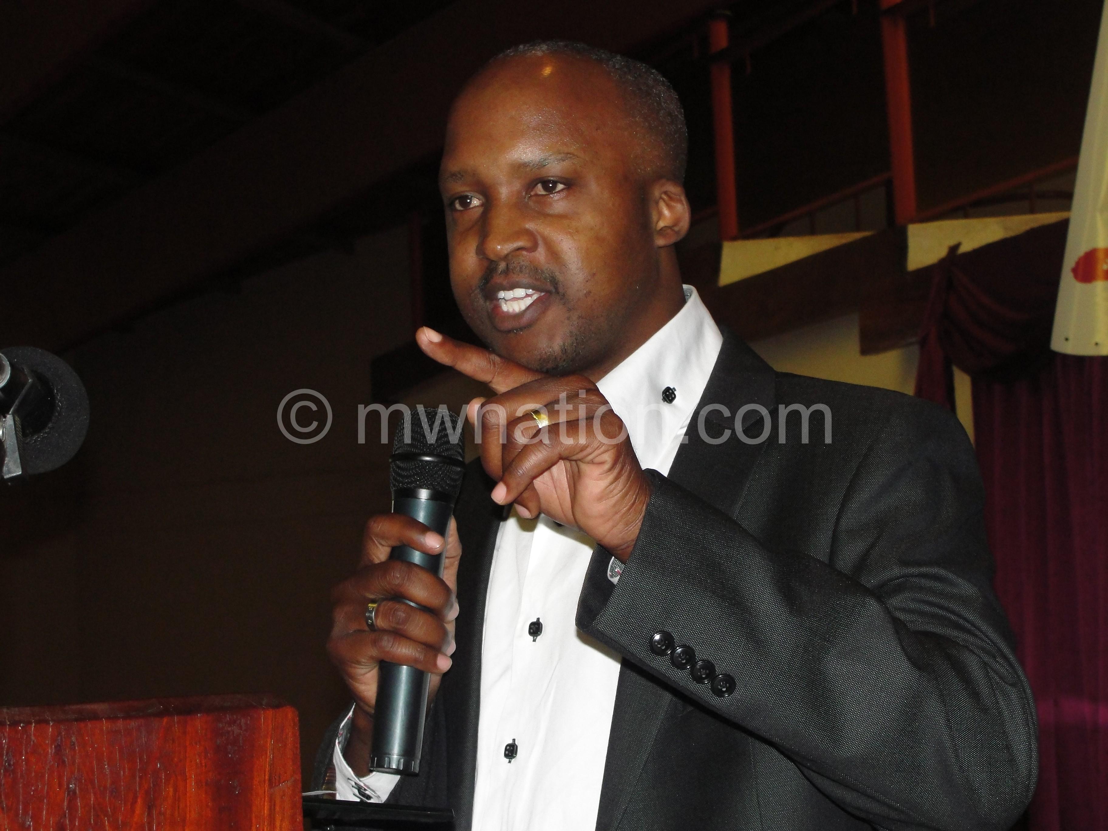 Sundizwayo Jere 1   The Nation Online