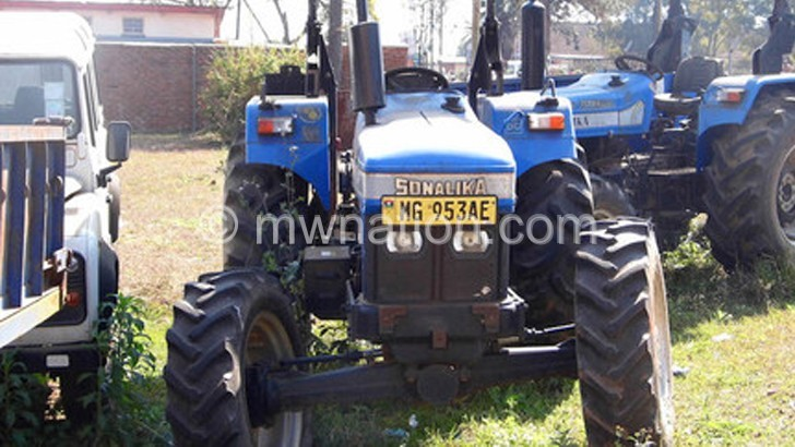 Court rebuffs PSs again in Tractorgate