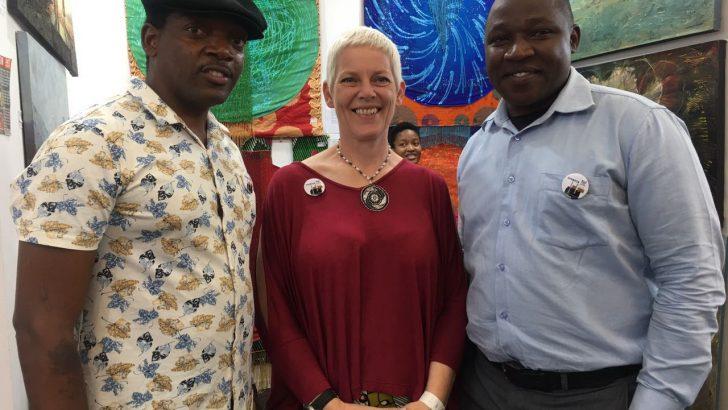 Malawian artists impress at Turbine Art Fair in SA