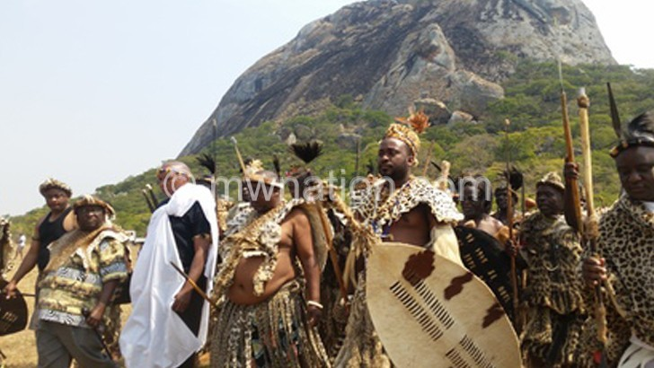 Traditional leaders | The Nation Online