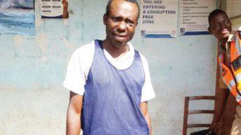 Man nabbed for possessing chamba