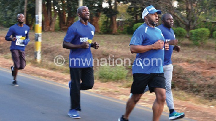 Chilima hails 'Be More' Race