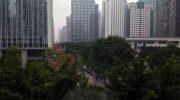 The green Guangzhou