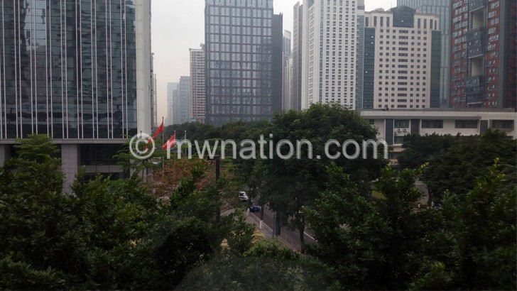 china | The Nation Online