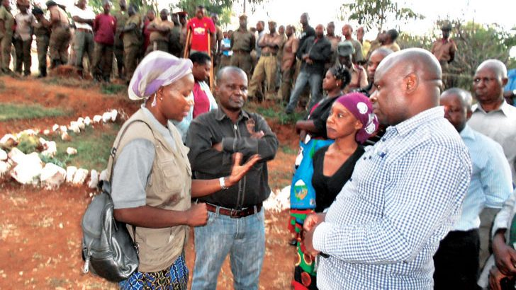 Minister's week promise calms down prison warders