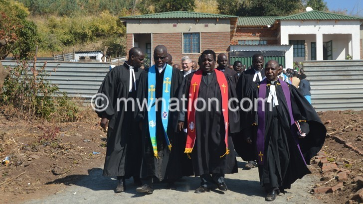 clergy | The Nation Online