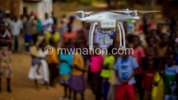 drone | The Nation Online