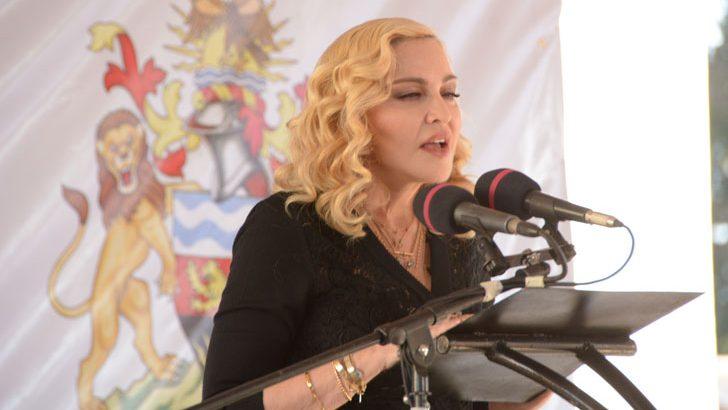 Madonna's special birthday celebrations