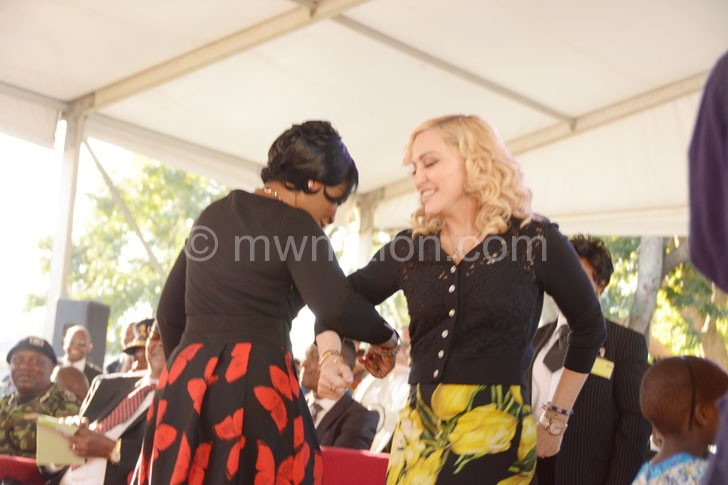 madonna and gertrude | The Nation Online