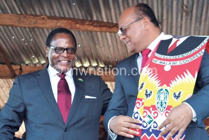 mia chakwera | The Nation Online