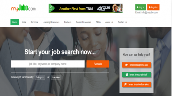 Online recruitment portal Myjobo.com goes commercial