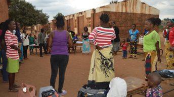 30 girls empowered with theatre skills