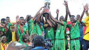 Zimbabwe wins cosafa