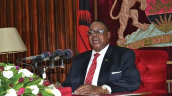 Mutharika meets PP MPs