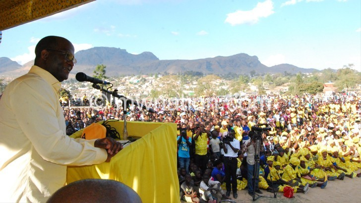 Atupele's UDF appoints convention committee