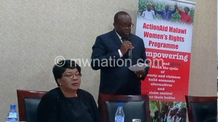 AU pushes for gender laws promotion