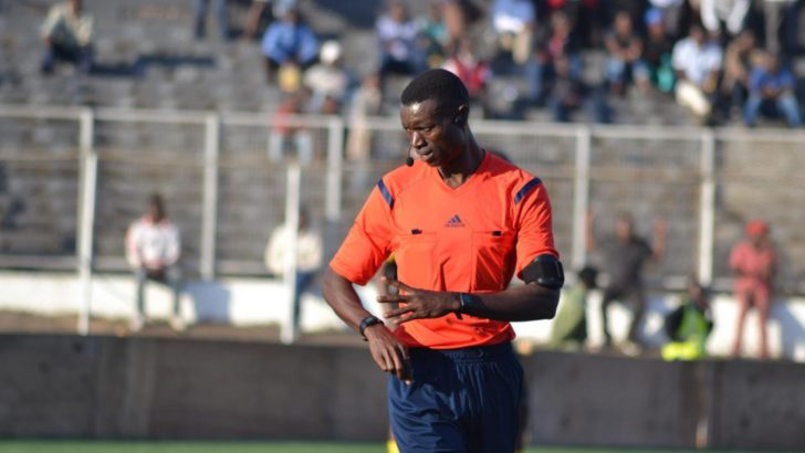 Red card! Suspended refs risk further sanctions