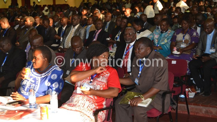Blantyre CCAP Synod votes on elders, deacons