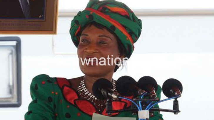 GETRUDE MUTHARIKA | The Nation Online