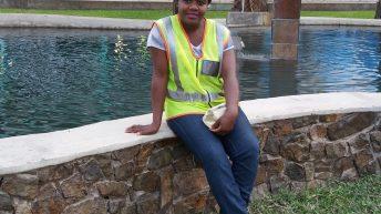 Georgina kanthenga: Female plant engineer