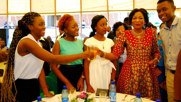 First Lady to boost girls' education