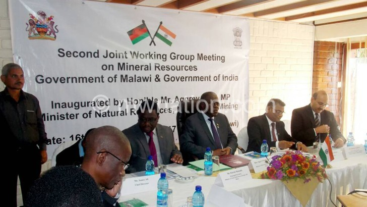 Capacity inadequacy affecting Malawi's mining sector