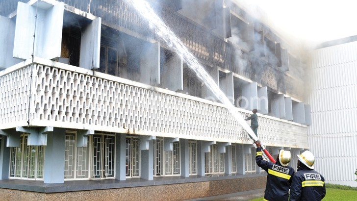 Damaged Agriculture building to cost K280m