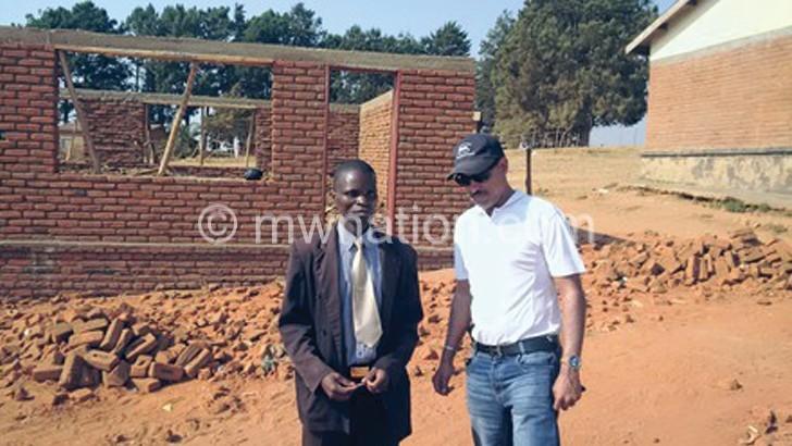 Nyala Mines constructs, rehabilitates school blocks