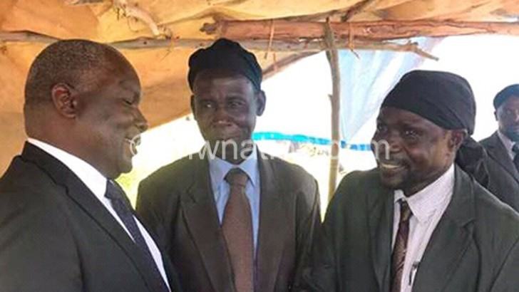 Nthalire Road irks Speaker