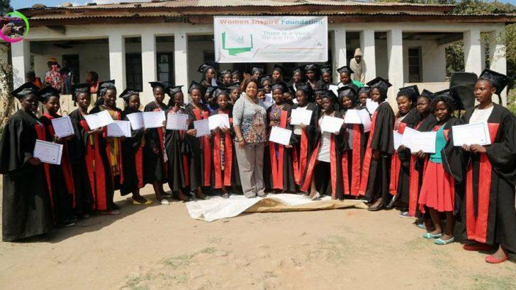 Women Inspire advancing girls' lives