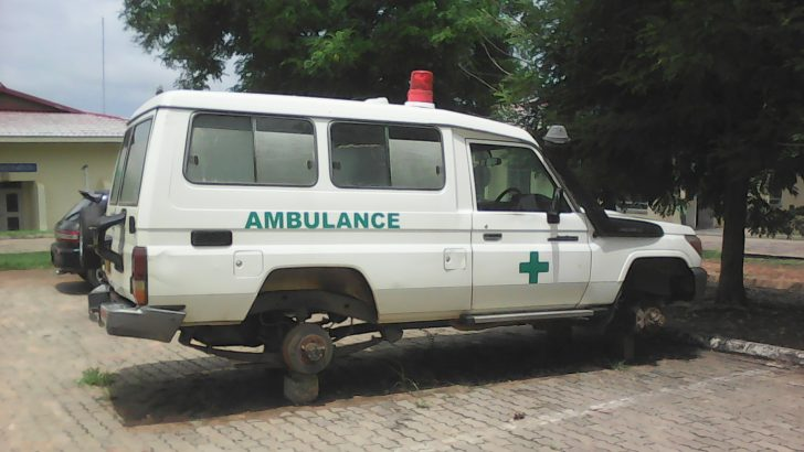 Eyebrows over ambulance deal