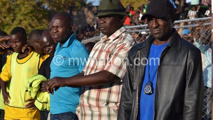 Kamuzu Barracks boss defiant