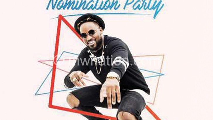 Tay Grin to celebrate Afrima nomination with show