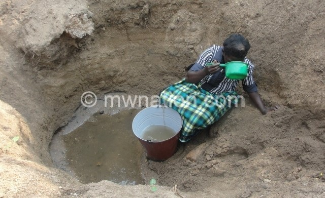 Unsafe source water | The Nation Online