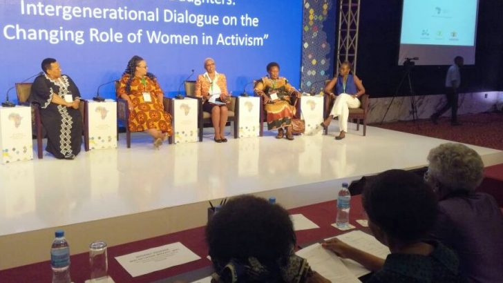 Entrepreneurship key to women advancing Africa