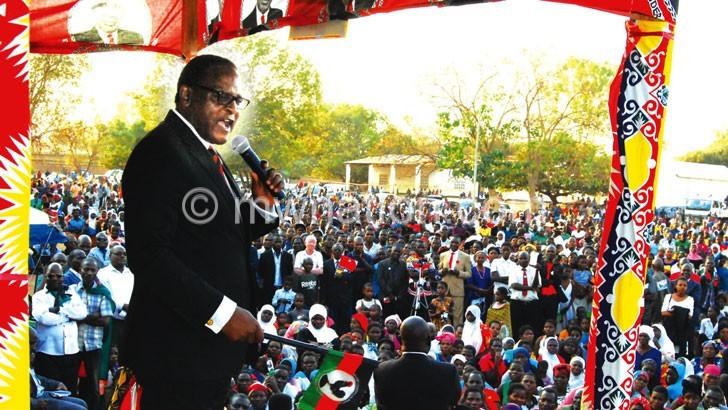 chakwera mcp balaka 1   The Nation Online