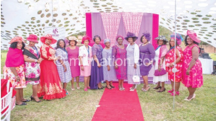 High tea party raises K7 million