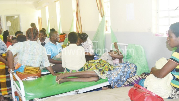 Executive stand up against maternal mortality