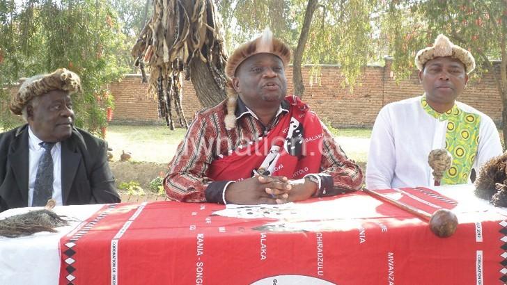 Umhlangano: revamping maseko ngoni culture