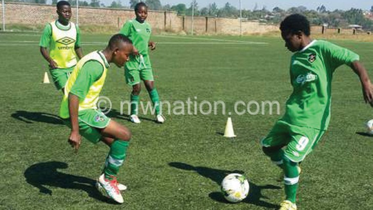 malawi womesn football   The Nation Online