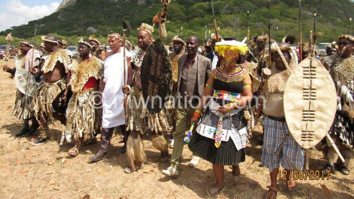 Mzimba Ngonis want Hora turned into tourist site
